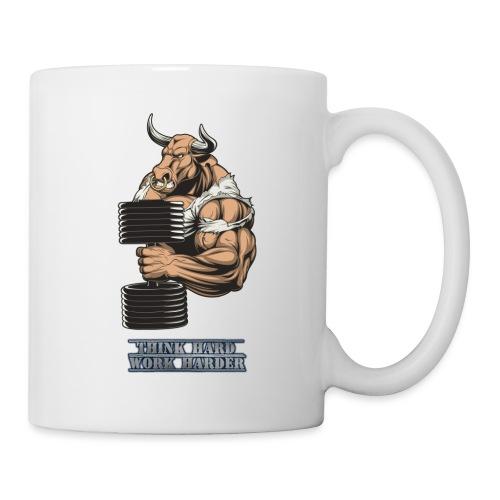 Armed Bull - Tazza