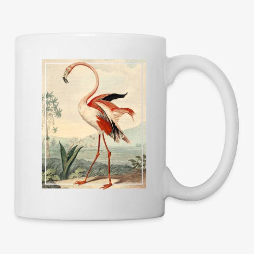 The Flamingo - Mugg