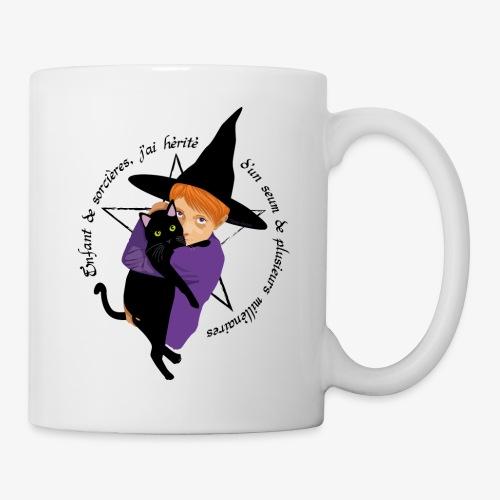 Enfant de sorcières - Mug blanc