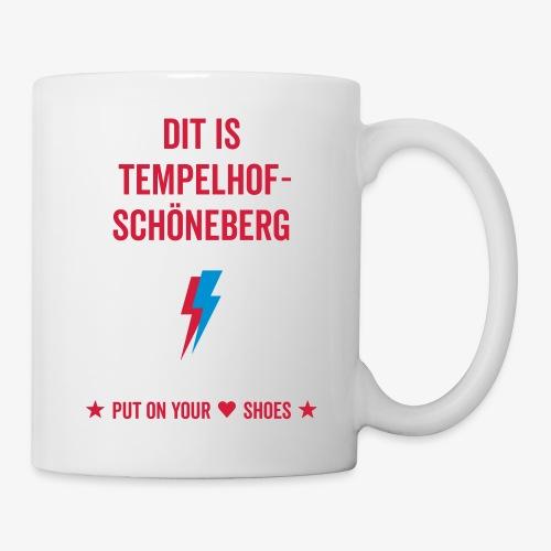 Dit is Tempelhof-Schöneberg - Tasse