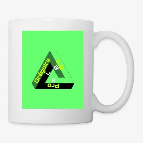 Triangle du Pro - Mug blanc