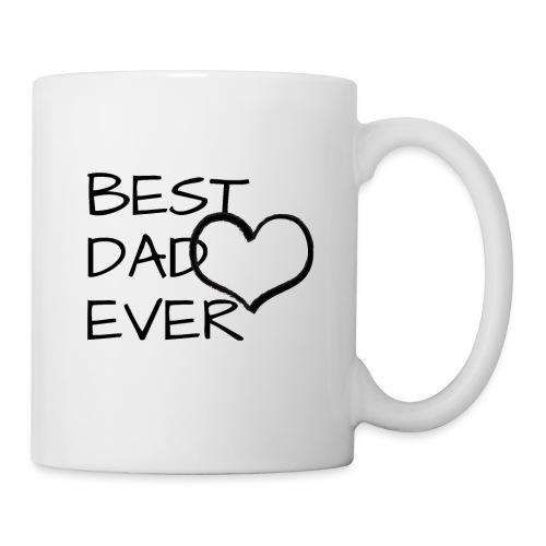 Bester Papa der Welt Tasse - Tasse