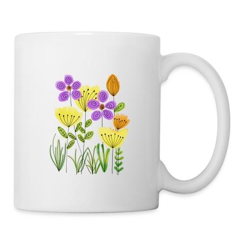 spring flower - Tasse