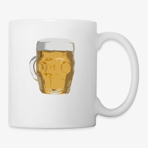 Bier - Tasse