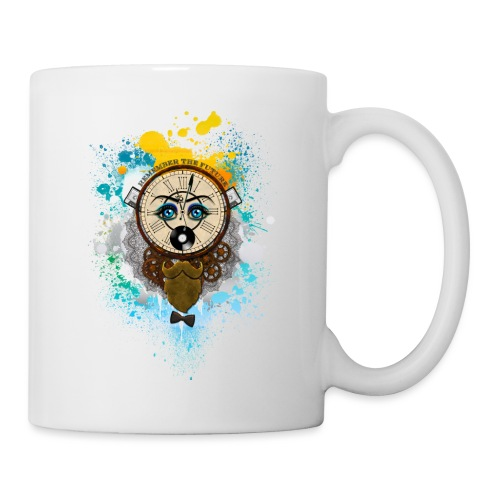 Remember the futur Souviens toi du futur - Mug blanc