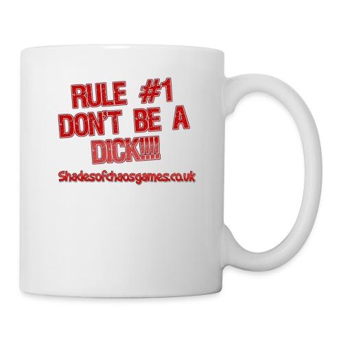 1st rulered - Mug