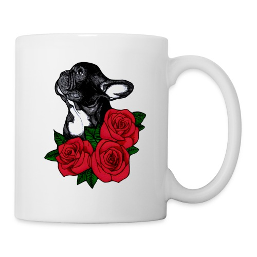The French Bulldog Is So Famous - Mug