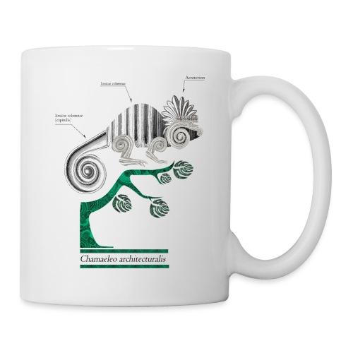 chameleo architecturalis - Mug blanc