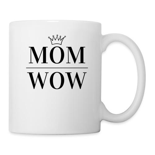 MOM WOW - Mug