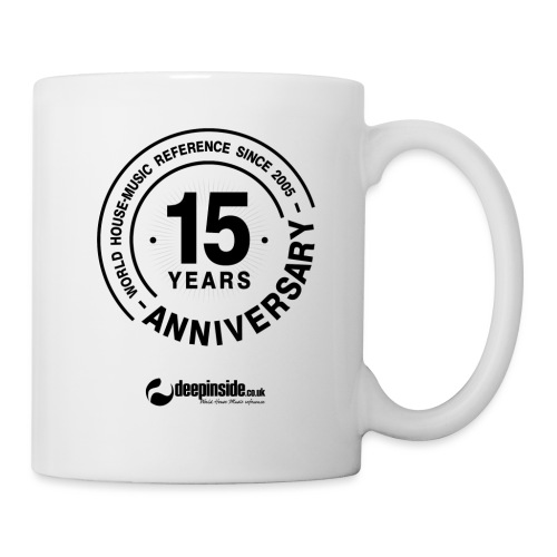 15 Years Anniversary (Limited 2020 Edition) - Mug