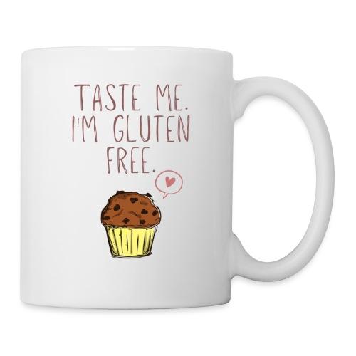 Taste me I'm gluten free - Tasse