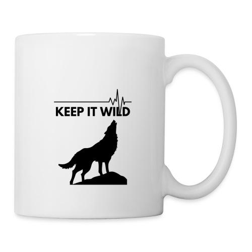 Keep it wild - Tasse