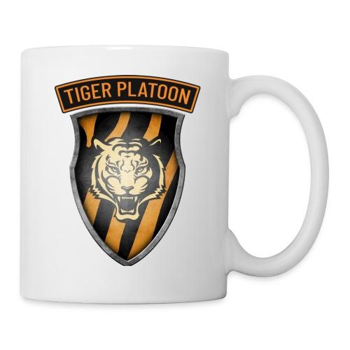 Tiger Patch and Tiger Shield - Mug