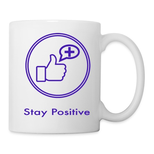 Stay Positive without inwils - Mug