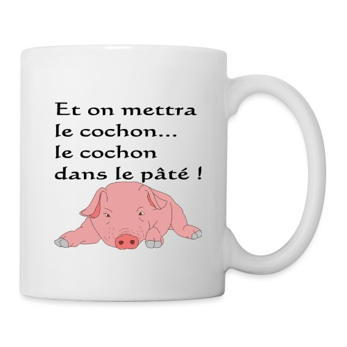 pimoch10 png - Mug blanc