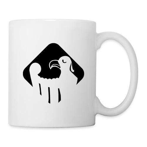 logo schwarz 01 png - Tasse