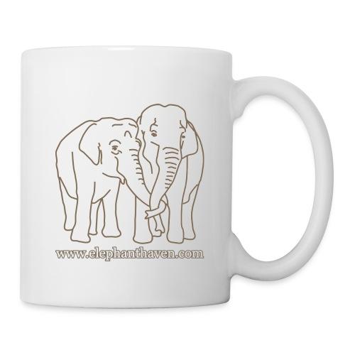Elephants - Mug
