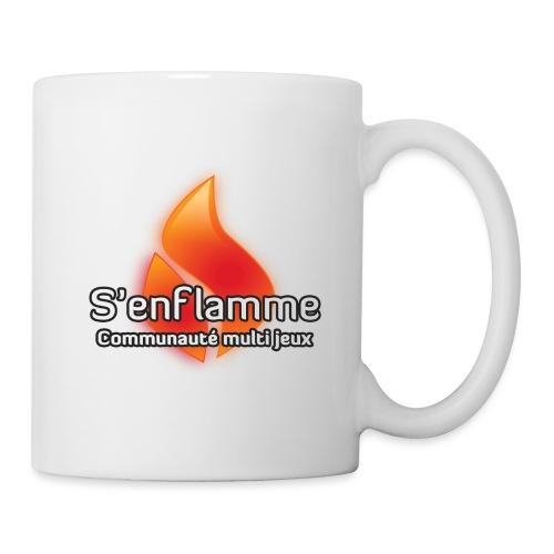 Logo Communauté - Mug blanc