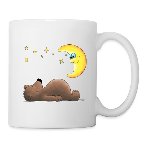 süßer Teddybär - Bär - Tasse