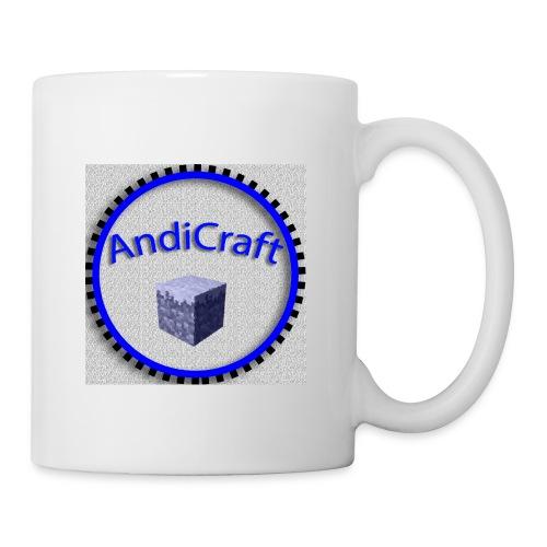 AndiCraft logo - Kopp