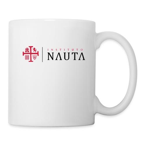 Logotipo Instituto NAUTA - Taza