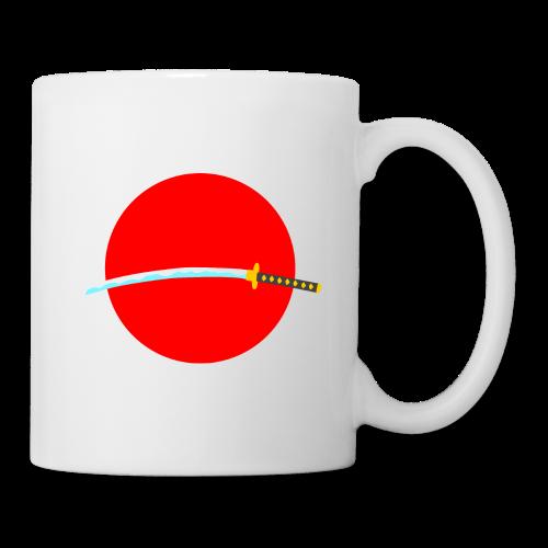 KATANA - Mug blanc