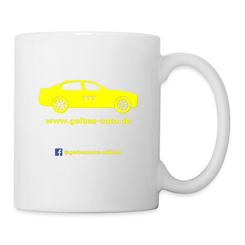 Logo - weißer Hintergrund - Tasse
