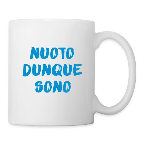 NUOTO DUNQUE SONO - Tazza