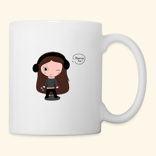 tee-shirt dessin Fan art - Mug blanc