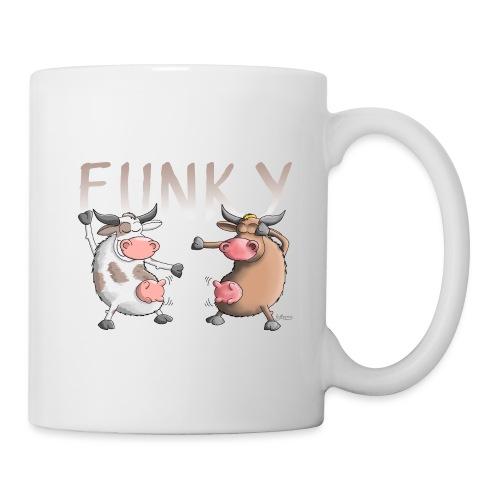 Funky, Crazy, Fun - Tasse