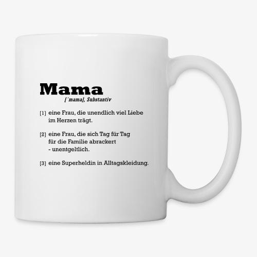 Mama Mutter - Tasse
