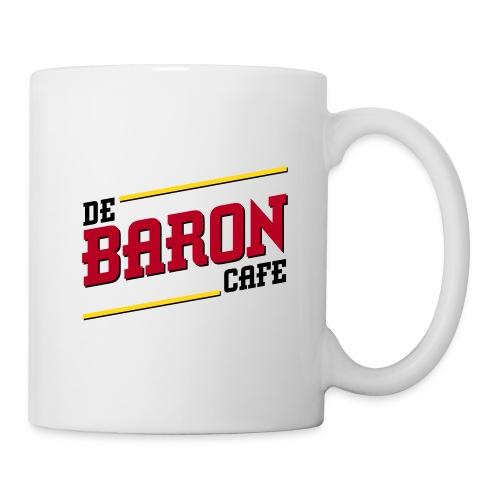 baron logo ai klein kleur - Mok