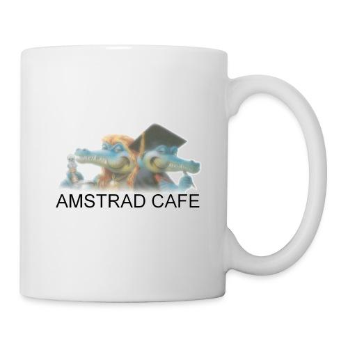 croco cafe - Mug blanc