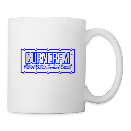 BurnerFM Hier Sürst du den Sound - Tasse