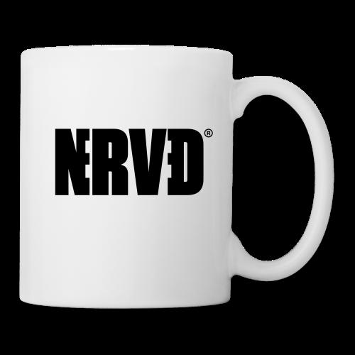 Official Nerved® Logo Black - Mug