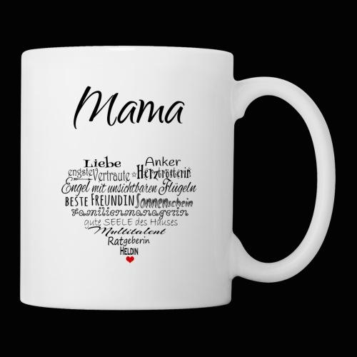 MAMA Herz - Tasse