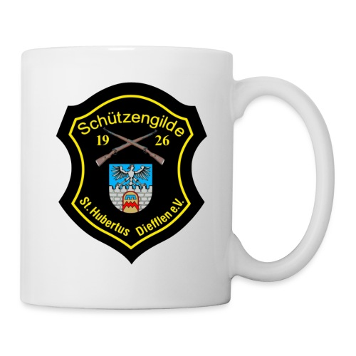 Schützengilde Diefflen - Tasse