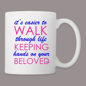 it's easier to walk through life... - Muki