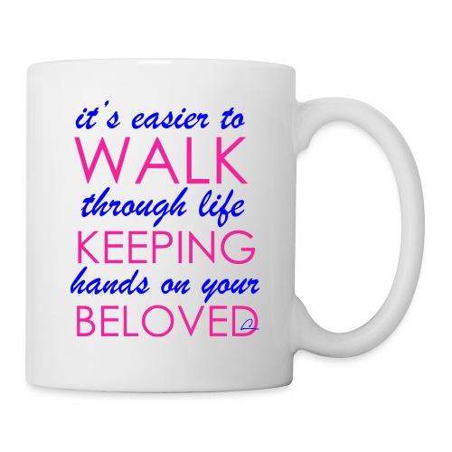 it's easier to walk through life... - Muki