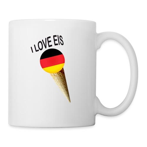 Fußball WM Fan Geschenk - Tasse
