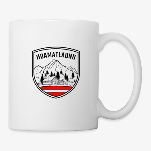 hoamatlaund österreich - Tasse