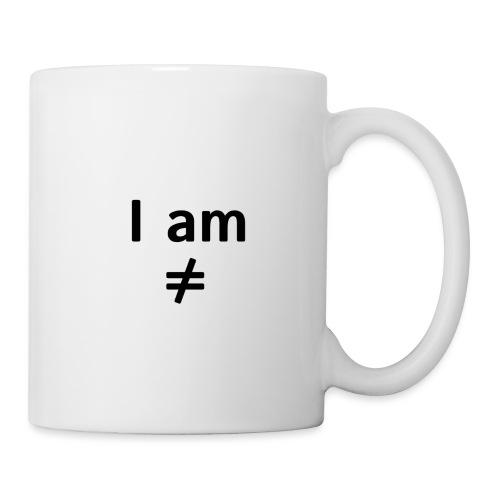 I am ≠ - Taza