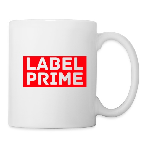LABEL - Prime Design - Mug
