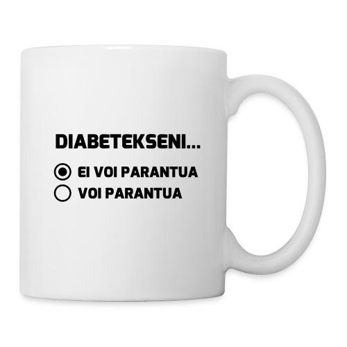 Diabetekseni ei voi parantua - Muki