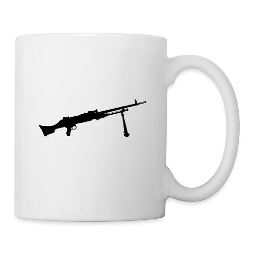 Machine Gun - Kulspruta 58B - FN MAG M240 - Mugg
