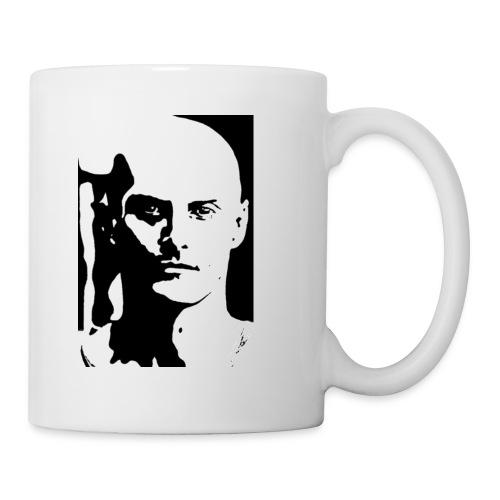 Ken black white jpg - Mug