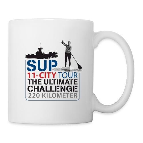 SUP11 City Tour Logo Shirt - Mug