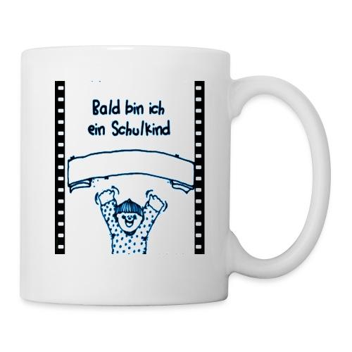 Schulanfang - Tasse