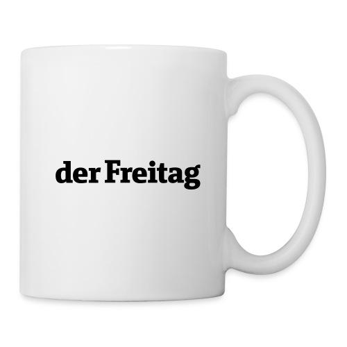 logo freitag ohne uz - Tasse