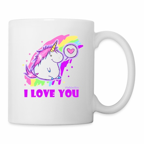 unicorn_love - Tasse